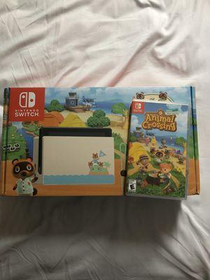 Nintendo switch animal crossing for Sale in La Mirada, CA