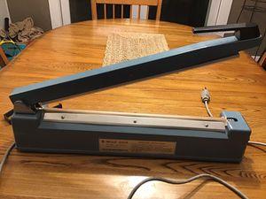 """TISH-400 TEW 16"""" Impulse Plastic Sealer for Sale in Gilberts, IL"""