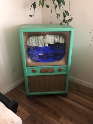 fish tank tv for Sale in Portland, OR