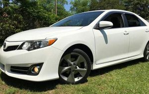 2012 Camry Pr.ice$14OO for Sale in Lubbock, TX