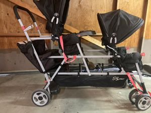 Joovy 3 seater stroller for Sale in Rancho Cucamonga, CA