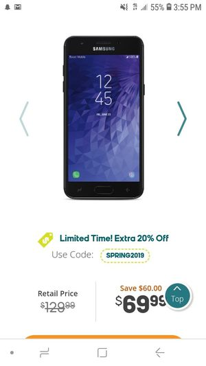 Samsung Galaxy j3 2016 for Sale in Pittsburgh, PA