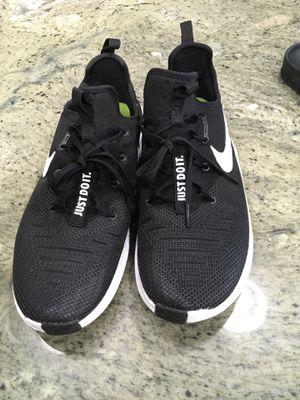 Nike shoes (black) women size 11 for Sale in Clarksville, TN
