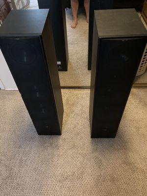 Canton speaker and sub Yamaha RX v3800 for Sale in Thornton, CO
