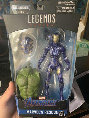Marvel Legends Rescue Figure for Sale in Fresno, CA