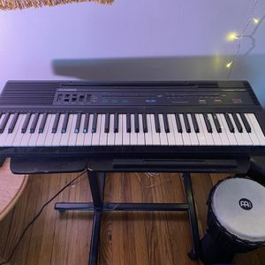 Casio Keyboard And Table/stand for Sale in Detroit, MI
