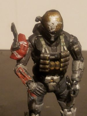 Halo Reach series 1 Spartan EMILE Action Figure Noble Four 4 McFarlane Toys for Sale in Leander, TX