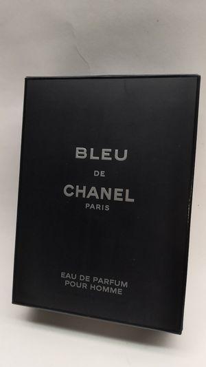Chanel bleu men blue perfume for Sale in Hyattsville, MD