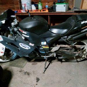 2008 Kawasaki Zx10r. Trades Welcome for Sale in Earlsboro, OK