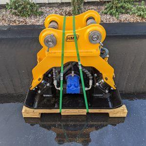 Brand New Unused Mini Excavator Plate Compactor Attachment - New! for Sale in Riverside, CA