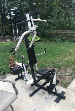 Powerhouse home gym for Sale in Attleboro, MA