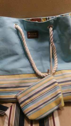 Caribbean Joe Canvas Beach Tote Bag for Sale in Winter Haven, FL