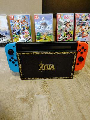 Nintendo switch bundle for Sale in Hillsboro, OR