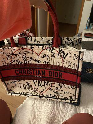 Dior book tote for Sale in Irvine, CA