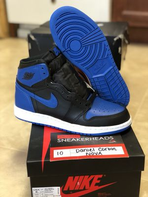 "Jordan 1 ""Royal"" for Sale in Brambleton, VA"