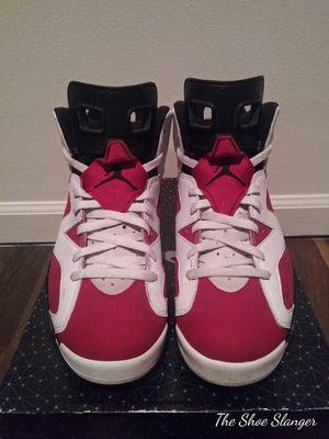 Jordan 6 Carmine for Sale in Columbus, OH