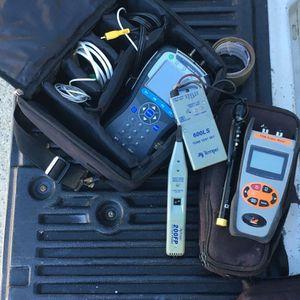Tools And Equipment Fiber Optic Network for Sale in Costa Mesa, CA