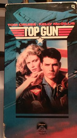 Top Gun VHS tape for Sale in Tracy,  CA