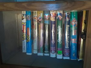 100 Disney VHS movies for Sale in Holts Summit, MO