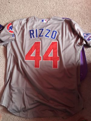 Rizzo Gray Cubs Jersey for Sale in Joliet, IL