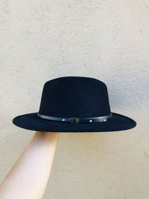Black Fedora Hat for Sale in Lynwood, CA