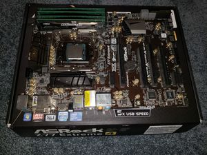 i5 3570K, Asrock Extreme 4 Mobo, 16 GB RAM. for Sale in St. Cloud, MN