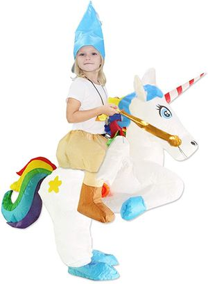Kid and adult unisex unicorn costume for Sale in Pennsauken Township, NJ