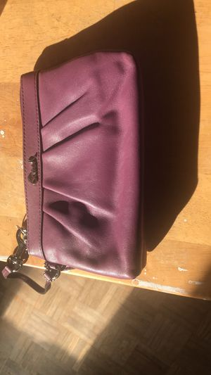 Purple wristlet for Sale in Cary, IL