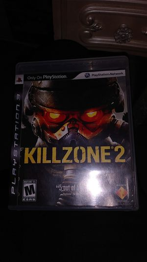 Killzone 2 for ps3 for Sale in Los Angeles, CA
