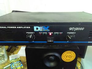 DFX HD j2000 for Sale in Hartford, CT