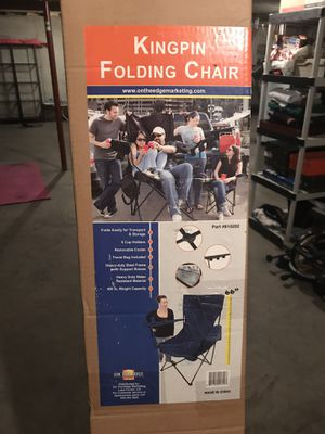 Kingpin Folding Chair for Sale in Menasha, WI