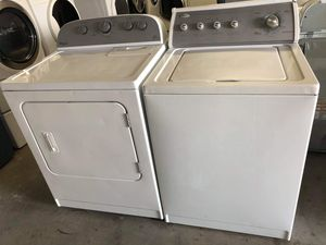 Whirlpool Washer and Dryer for Sale in Carrollton, TX