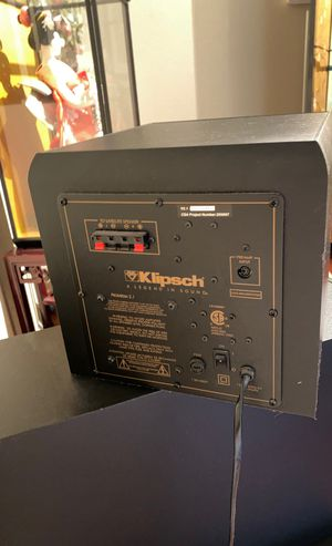 KLipsch for Sale in Everett, WA
