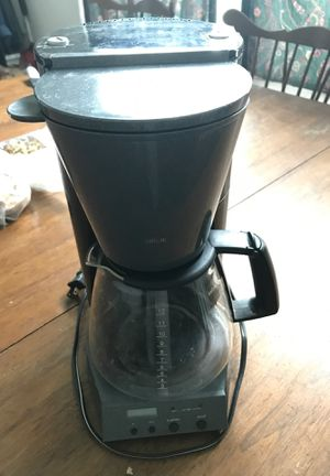 BRAUN coffee maker drip coffee maker for Sale in Columbus, OH