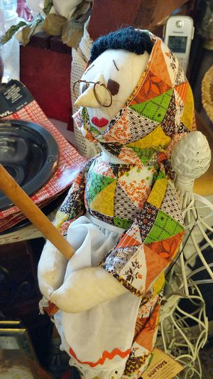 Kitchen WITCH ON SPOON for Sale in Leesburg, VA