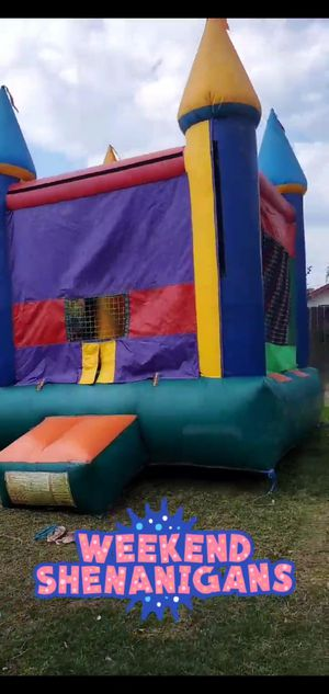 Bounce House for Sale in Dinuba, CA