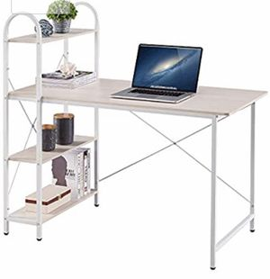 Computer desk with shelves for Sale in Santa Ana, CA