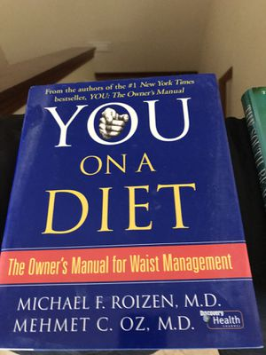 Dr Oz and South beach diet for Sale in Mead, WA