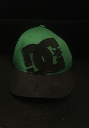 DC Hat flat billed (small) for Sale in Chesterfield, MO