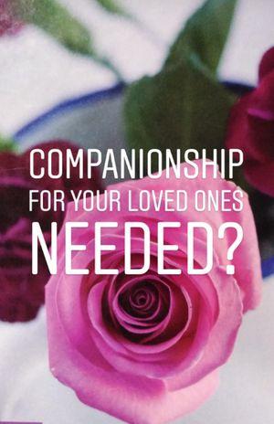 Home health aide/ companionship for Sale in Avon Lake, OH