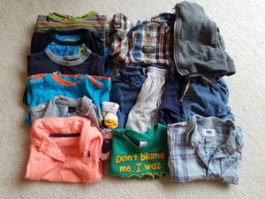 Baby boy 12 month clothing for Sale in Bothell, WA
