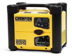 Champion 2500-Watt Portable Inverter Generator for Sale in Columbus, OH