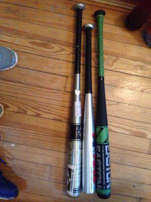 Baseballs bats for Sale in North Bergen, NJ