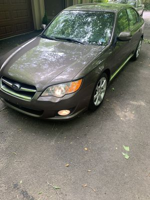 2008 Subaru Legacy 3.0R AWD LIMITED for Sale in FX STATION, VA