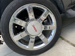 22 inch Cadillac wheels for Sale in Upper Marlboro, MD