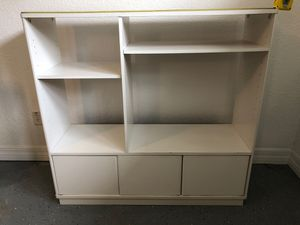 Entertainment center / TV console for Sale in DeBary, FL
