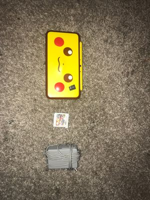 New 2DSxl w/games & charger for Sale in Richardson, TX
