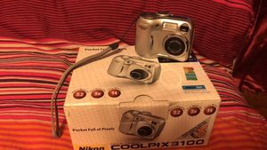 Nikon Coolpix 3100 Camera for Sale in Annandale, VA