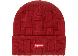 Supreme Basketweave Beanie Cardinal FW19 (Brand New with Tags) for Sale in Los Angeles, CA