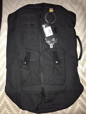 NWT Under Armour Project Rock Backpack. No deliveries for Sale in Moreno Valley, CA